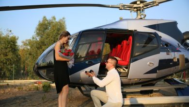 Helikopterde Evlilik Teklifi Organizasyonu